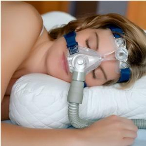 """CORE PRODUCTS 95280 CPAP PILLOW STANDARD 4"""" H"""