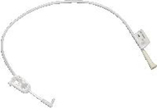 """Bard 000256 BUTTON CONTINUOUS FEEDING TUBE W/ 90 DEG ADAPTER 18FR 24"""", Case of 12"""