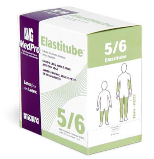AMG 118-577 MedPro Elastitube TUBULAR STOCKINETTE BANDAGE, SIZE 9, ADULT HEAD & LARGE LEGS, 20M