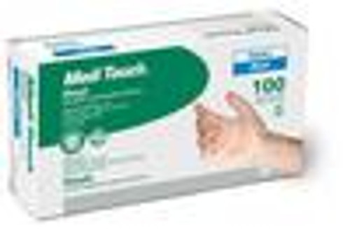 AMG 010-110 VINYL EXAM GLOVES MEDIUM MEDI TOUCH, (CS10) BX/100
