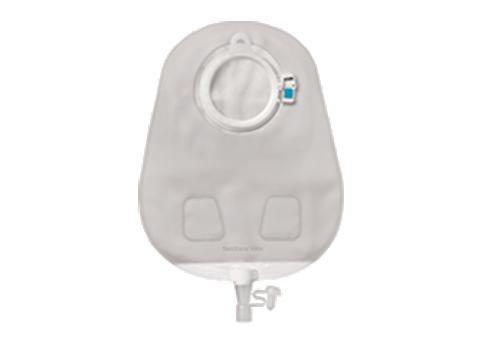 Coloplast 11500 SenSura® Mio 2 pc Click Pouch, Urostomy, Drainable, Maxi, Transparent (Coloplast 11500)