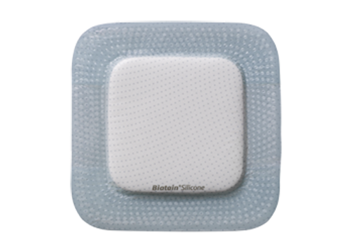 Coloplast 33405 Biatain® Silicone Foam Dressing - Large Sacral , 5/box