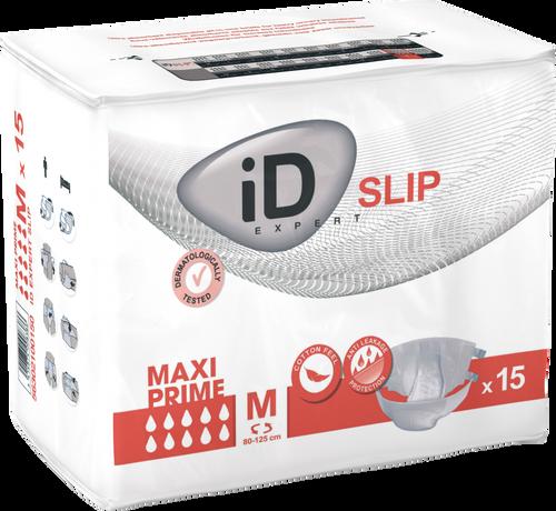 "ID 56302100150 ID SLIP TBS MAXI PRIME, MEDIUM, (31""-49""), 4100 ML ABSORBENCY, CS/3 (15/PKG)"