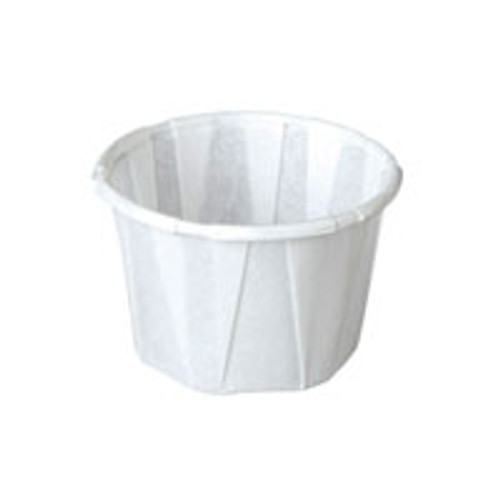 EPP012 Medicine Cup PLASTIC & PAPER Paper 0.5oz 250/bx (EPP012)
