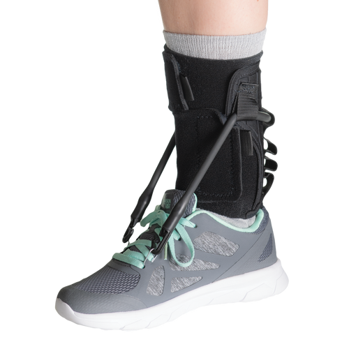 """Core Products AKL6355 FOOTFLEXOR ANKLE FOOT ORTHOSIS FOOT DROP BRACE, 7"""" X 14.5"""", Each"""