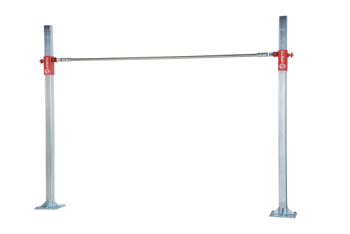 NEW! Methodical Horizontal Bar Mens Rail