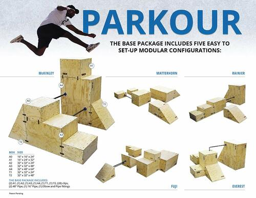 Parkour Base Package