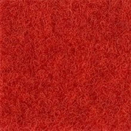 "6' x 42' x 1 3/8"" - Individual Carpet Roll - Red"
