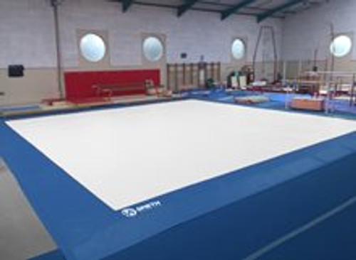 Floor Exercise Two-Colored Cover (13m)