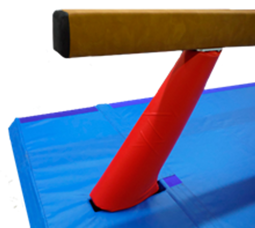 Straight Beam Leg Upright Pads for FIG Setting