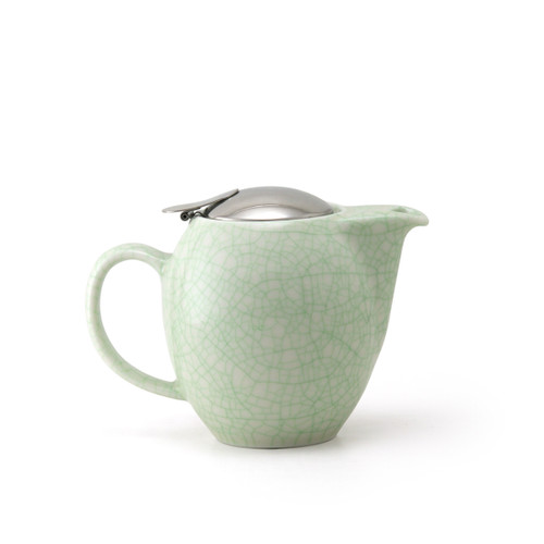 Green Artisan Crackle Universal Teapot 350ml