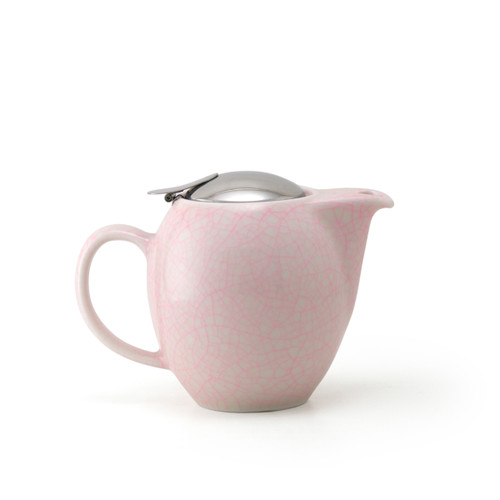 Pink Artisan Crackle Universal Teapot 350ml