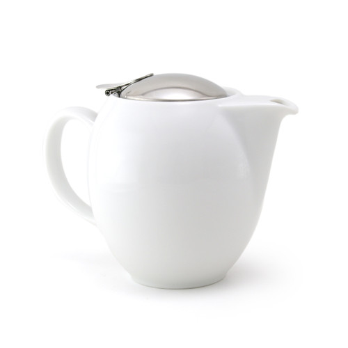 White Universal Teapot 350ml
