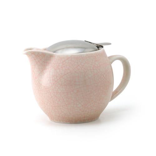 Orange Artisan Crackle Universal Teapot 450ml