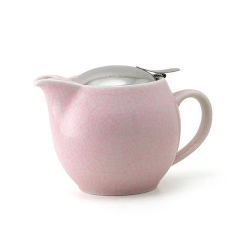 Pink Artisan Crackle Universal Teapot 450ml