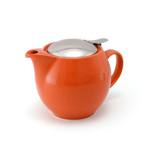 Pumpkin Orange Universal Teapot 450ml