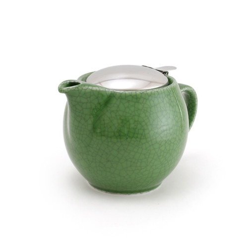Green Crackle Universal Teapot 450ml