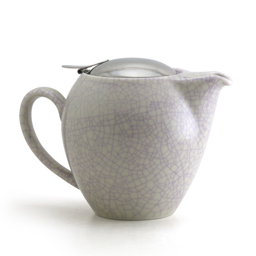 Purple Artisan Crackle Universal Teapot 580ml