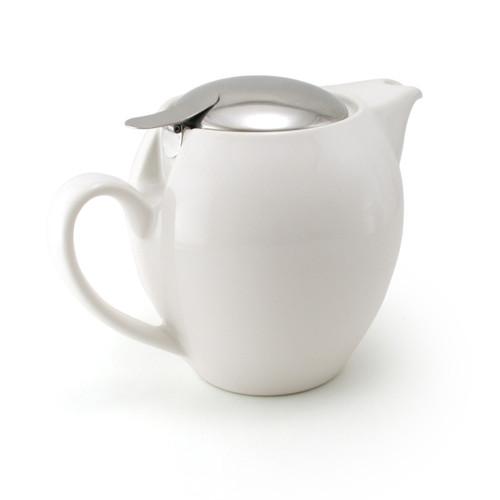 White Universal Teapot 580ml