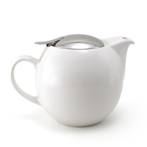 White Universal Teapot 680ml