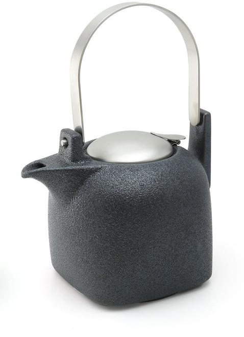 Crystal Silver Kyoto Teapot 950ml with Matt Lid