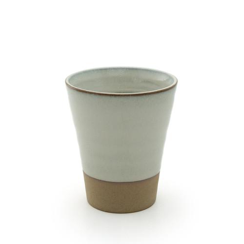 Natural White Teacup 200ml