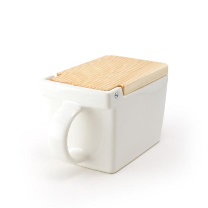 White Salt Box