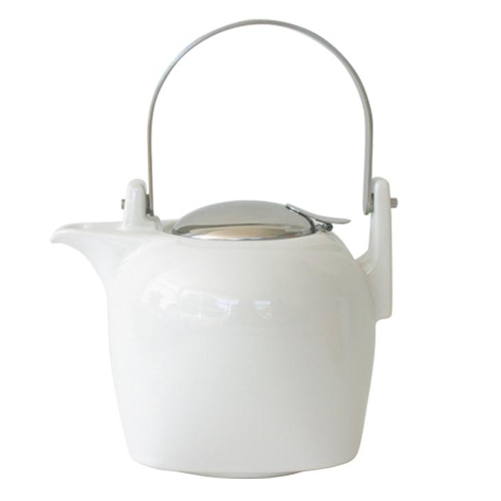 White Kyoto Teapot 950ml