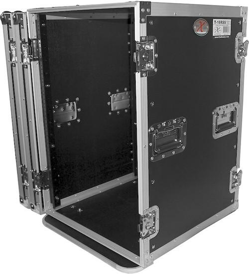 ProX T-16RSS 16Space Amp Rack Mount ATA Flight Road Case