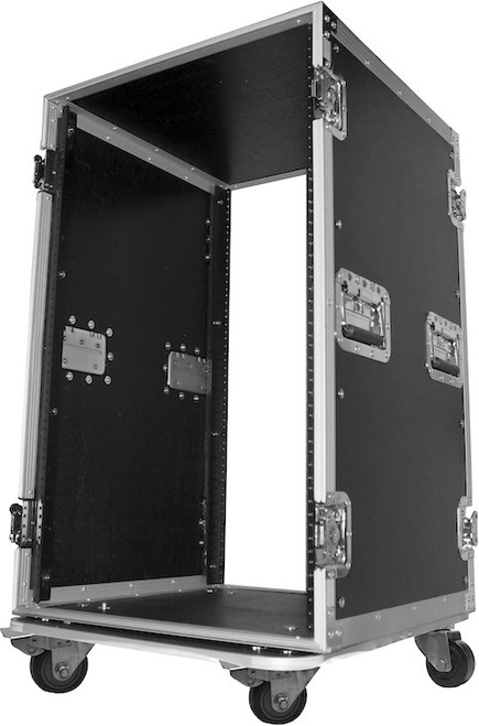 3bfff968d ProX T-18RSS 18Space Amp Rack Mount ATA Flight Road Case - NLFX ...