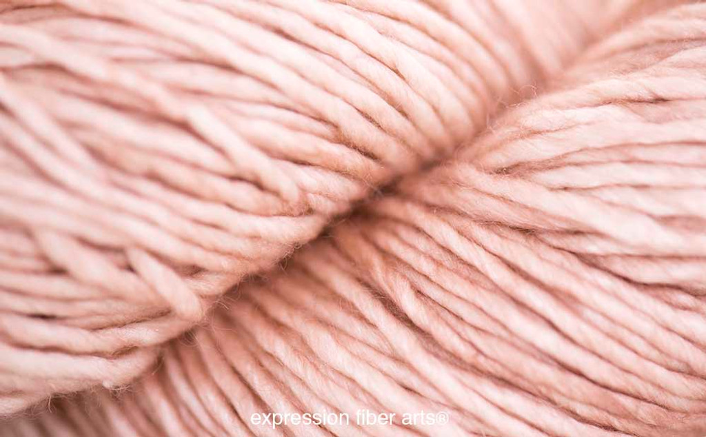 PINK PEARL 'PEARLESCENT' WORSTED