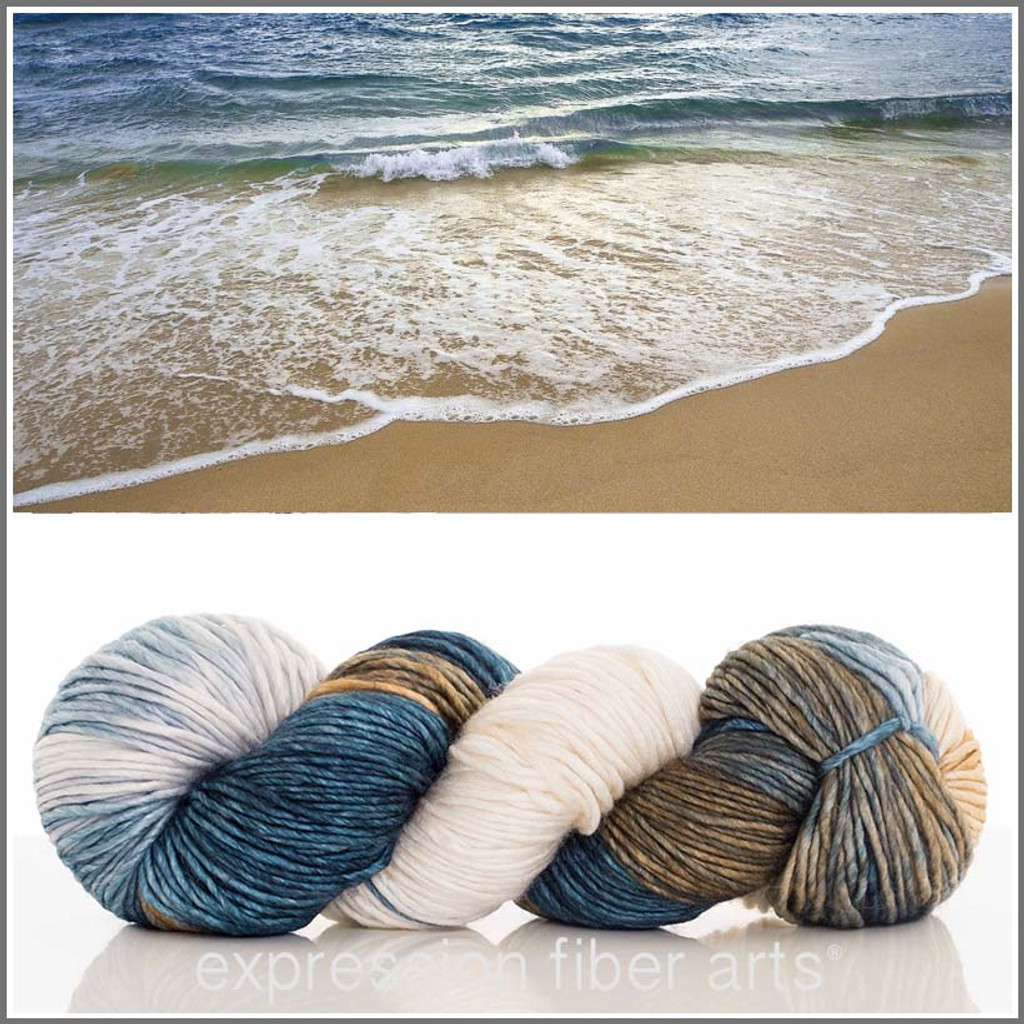SAND AND SURF 'PEARLESCENT' WORSTED