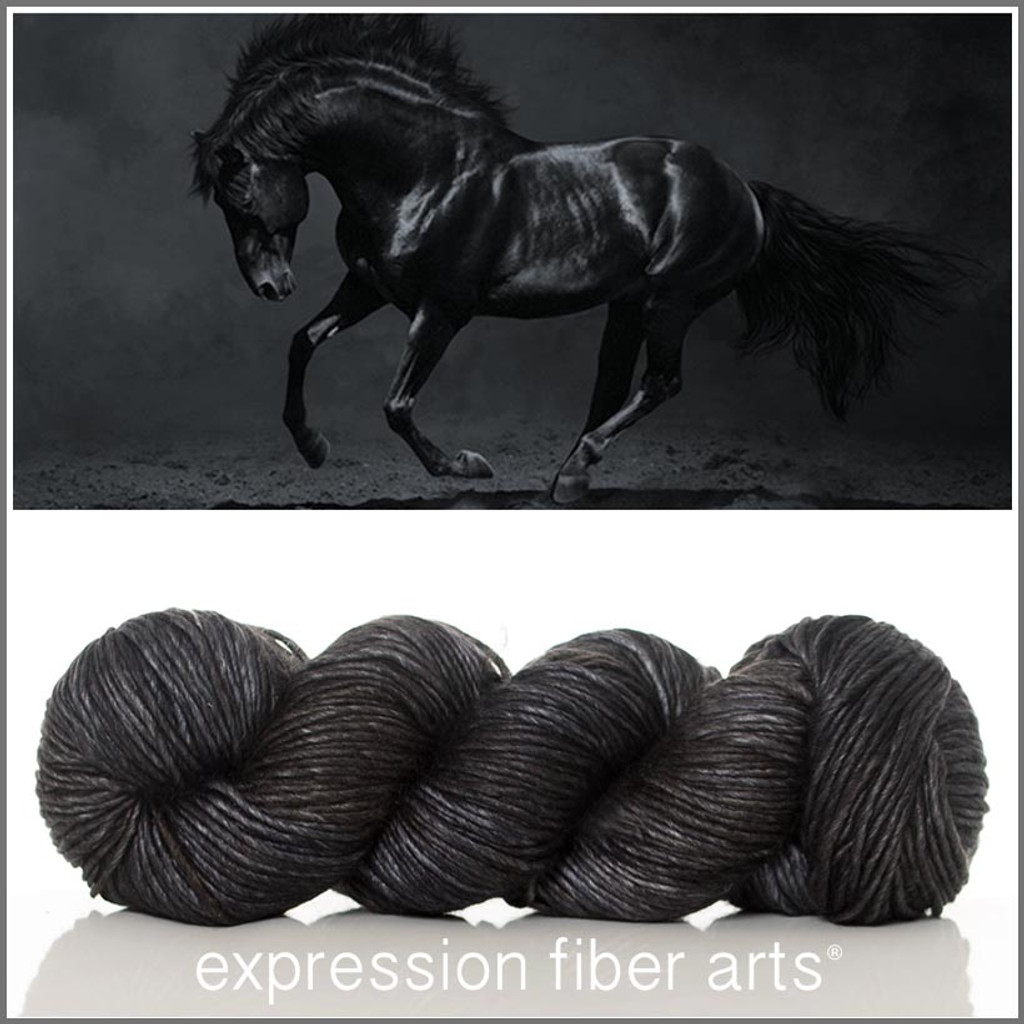 RESTLESS 'PEARLESCENT' WORSTED