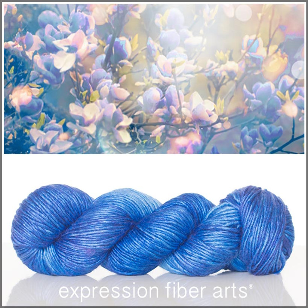 SERENDIPITOUS 'PEARLESCENT'  WORSTED