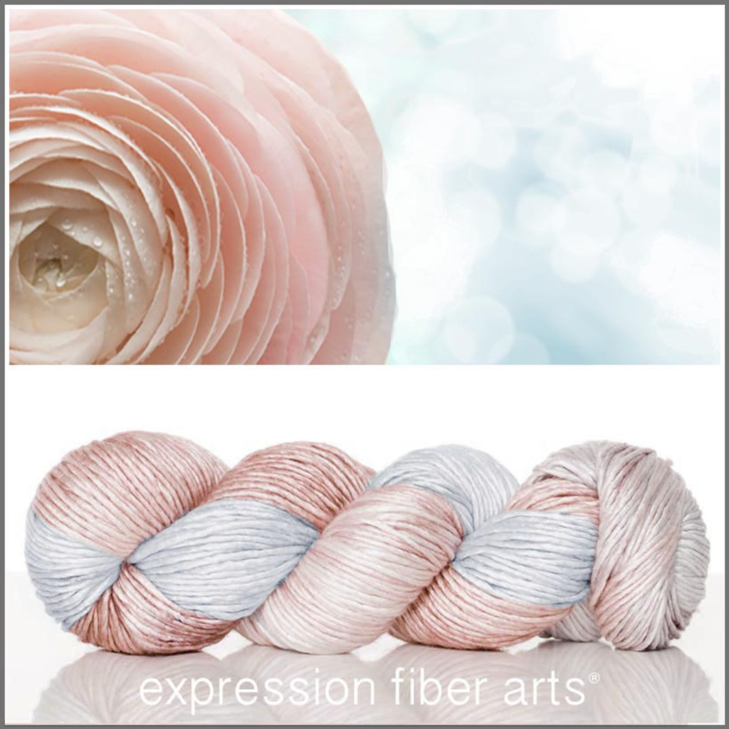 ACQUIESCE 'PEARLESCENT' WORSTED