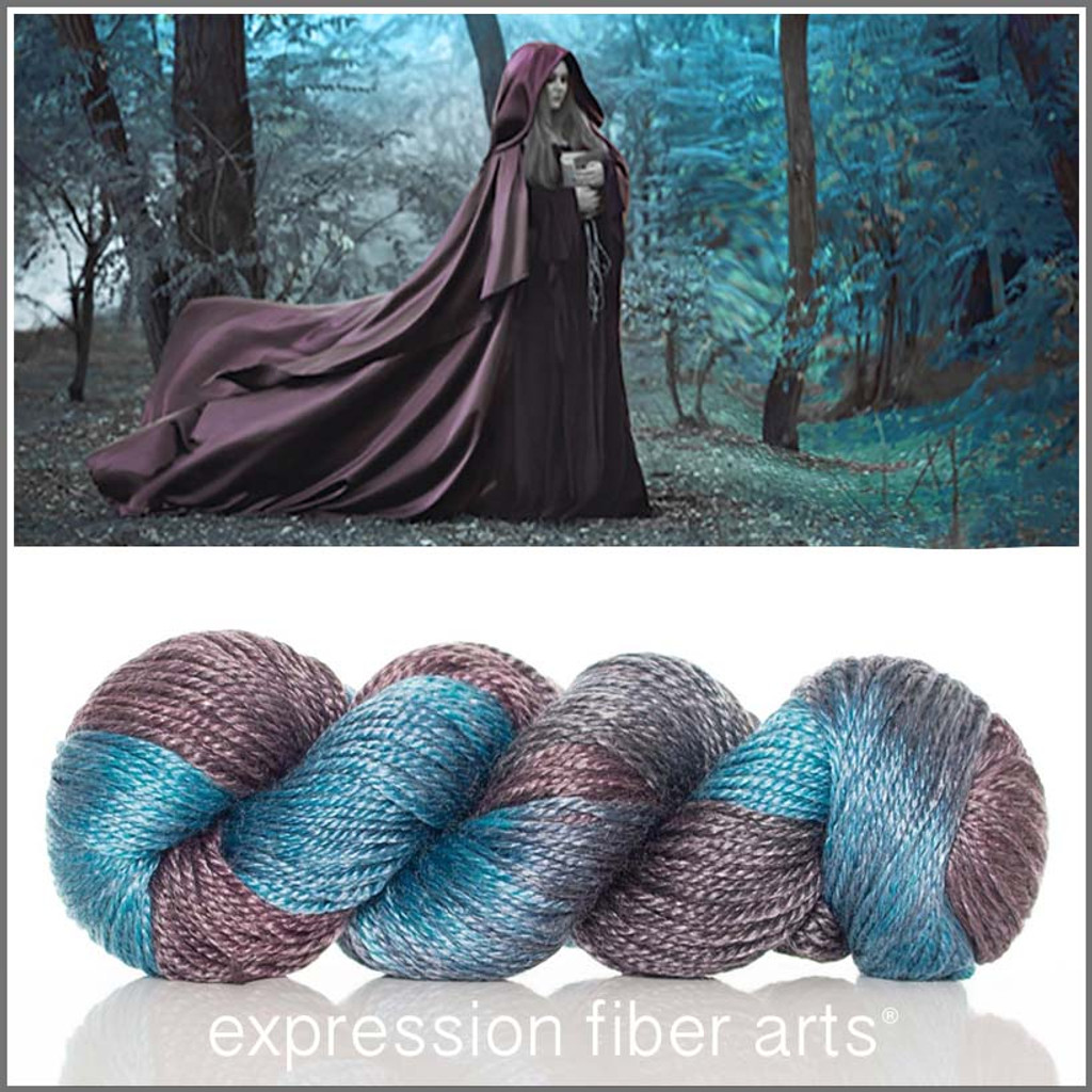 MAGICIAN'S APPRENTICE 'LUSTER' WORSTED