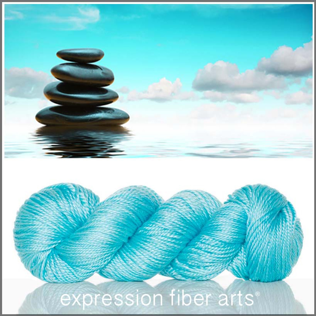 MOMENT OF ZEN 'LUSTER' WORSTED