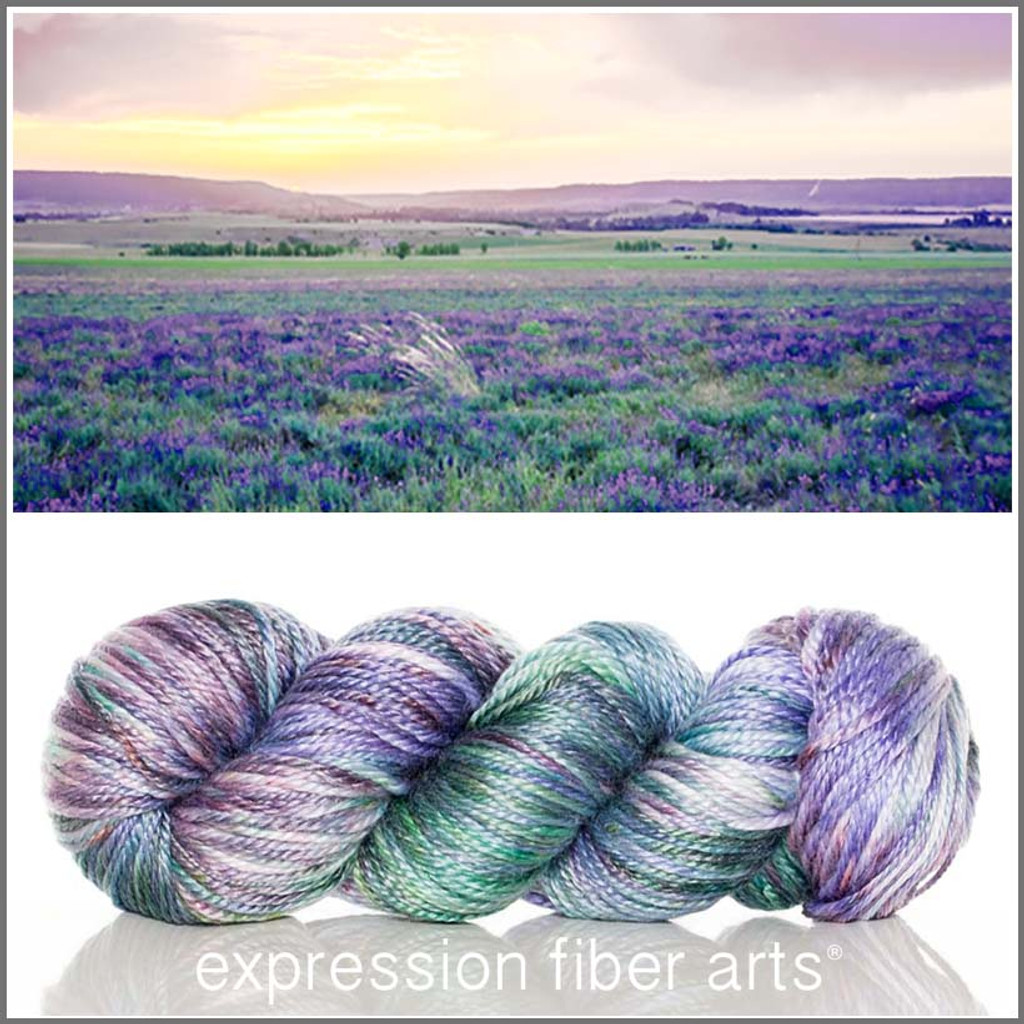 PROVENCE 'LUSTER' WORSTED