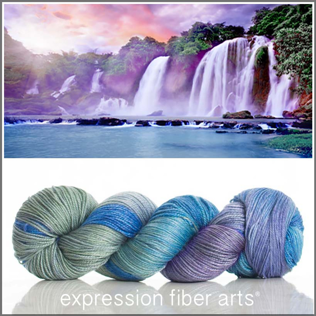 ENCHANTED WATERFALL 'LUSTER' SPORT