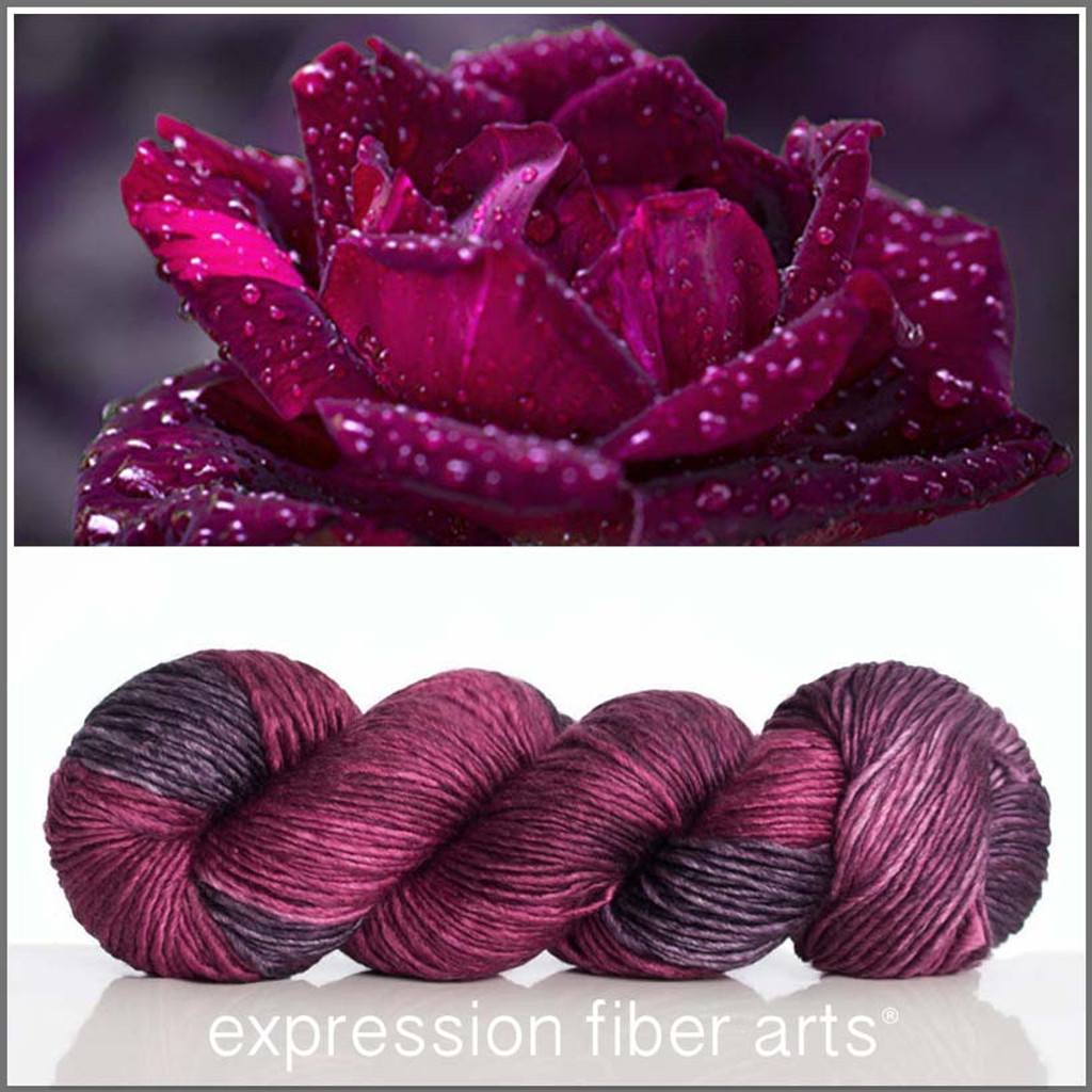 CADENCE 'PEARLESCENT' WORSTED