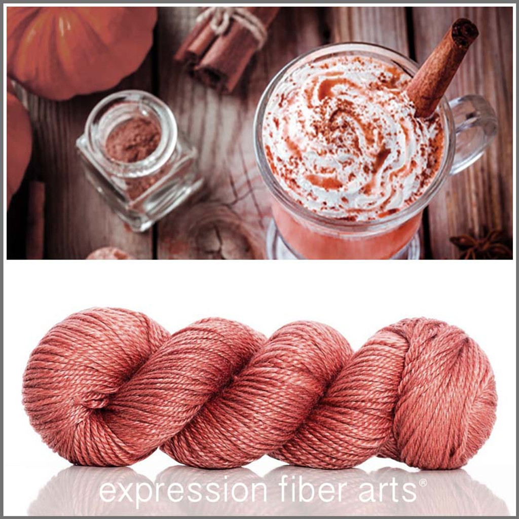 SPICE 'LUSTER' WORSTED