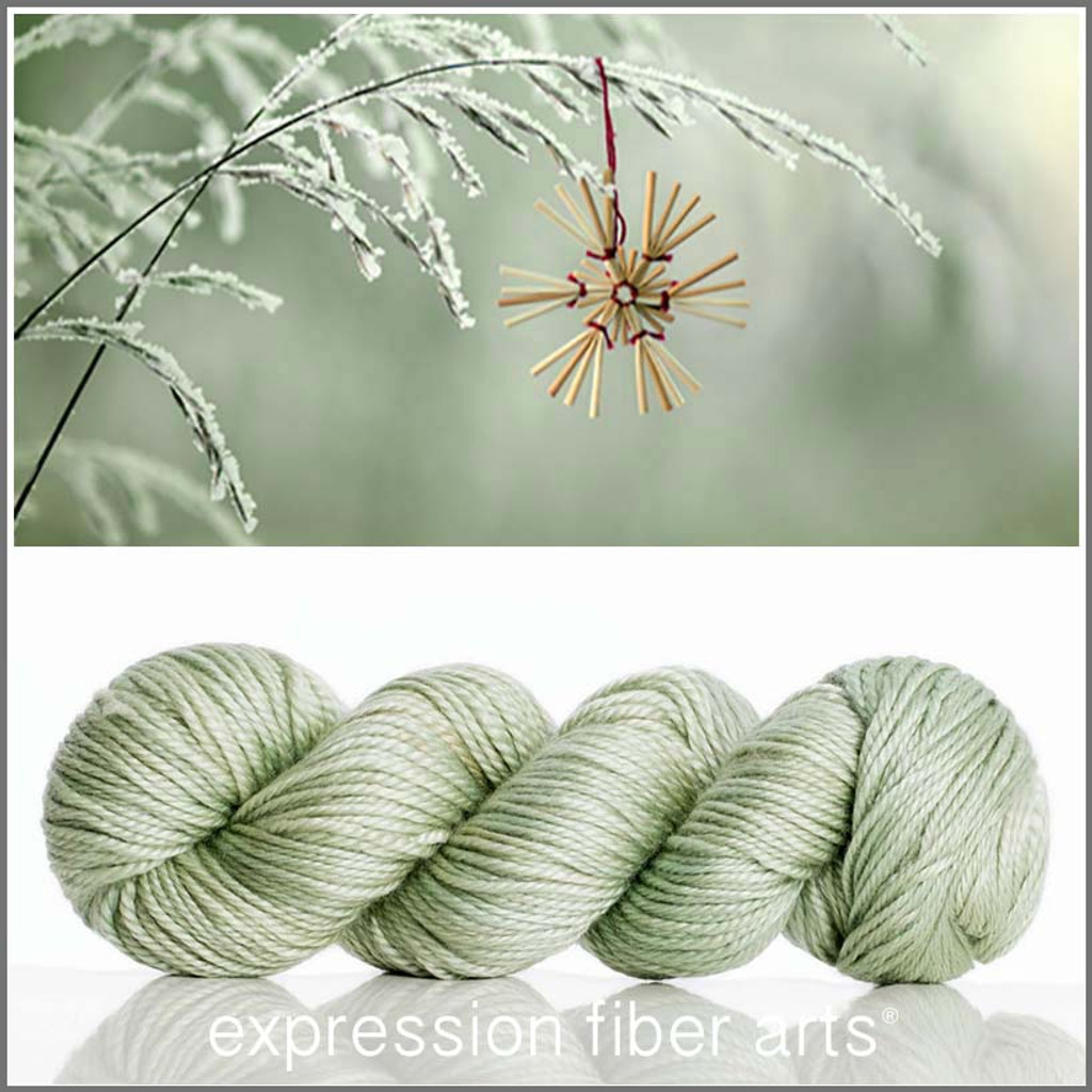JACK FROST 'LUSTER' WORSTED