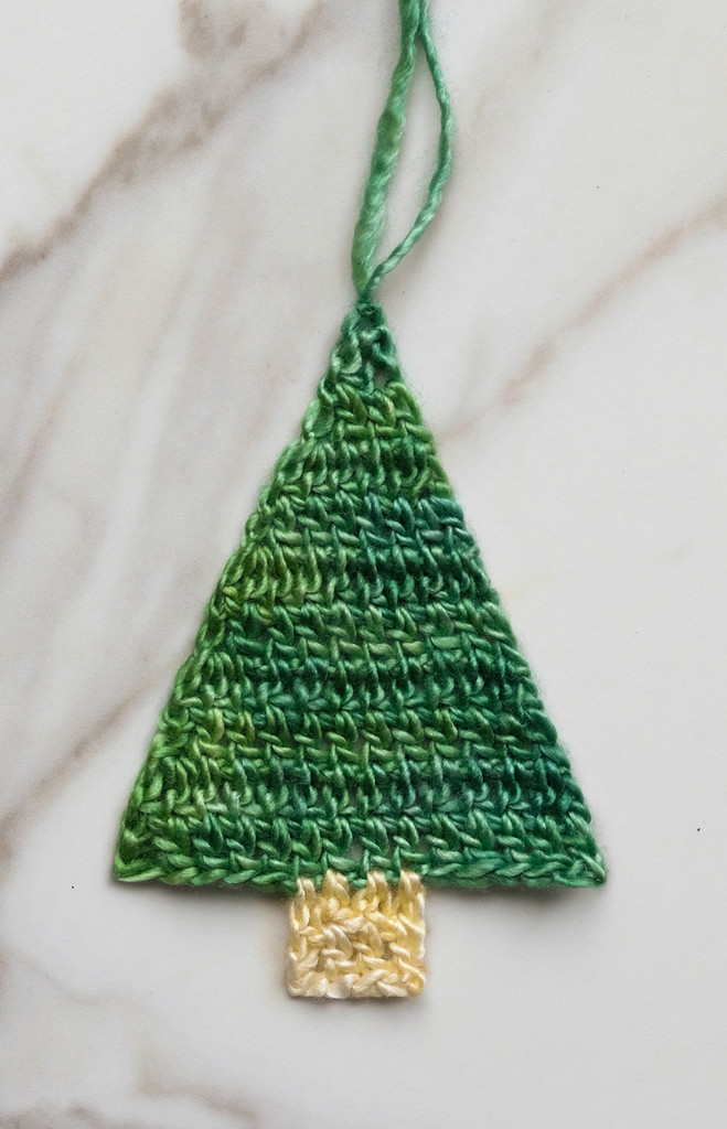 Crochet Christmas Tree.Christmas Tree