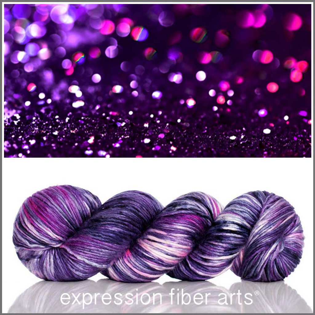 NAUGHTY LIST 'PEARLESCENT' WORSTED