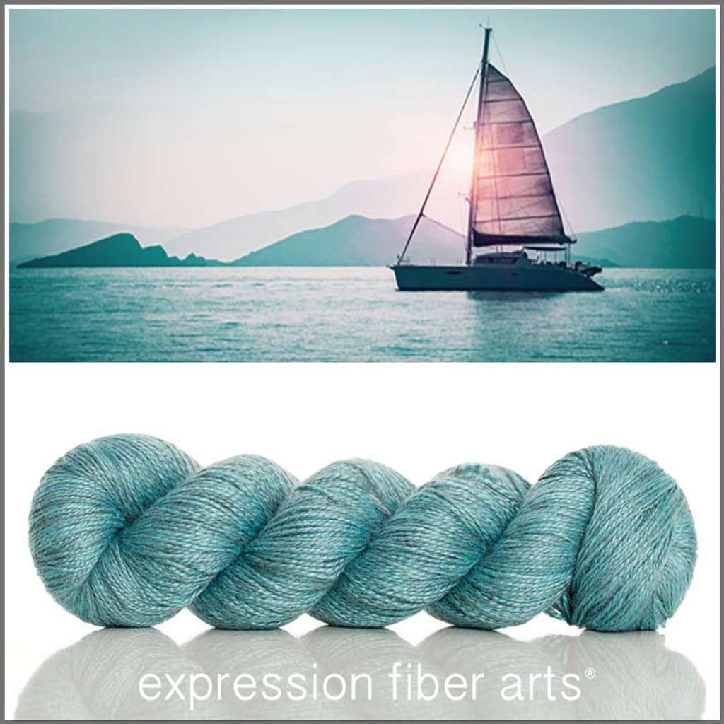 SAILBOAT Bamboo Alpaca Fingering