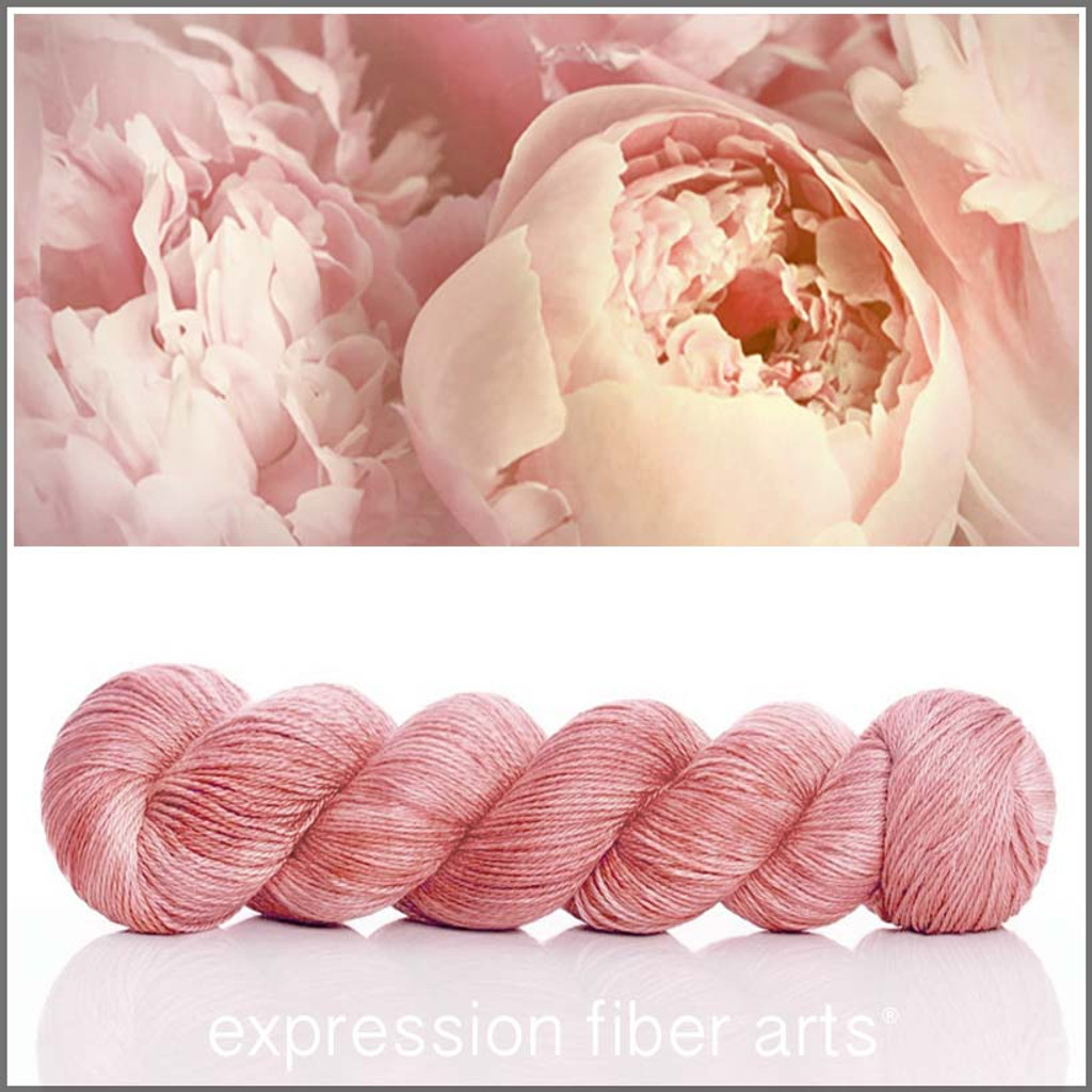 Pre-Order PEACEFUL PEONY 'OASIS' FINGERING
