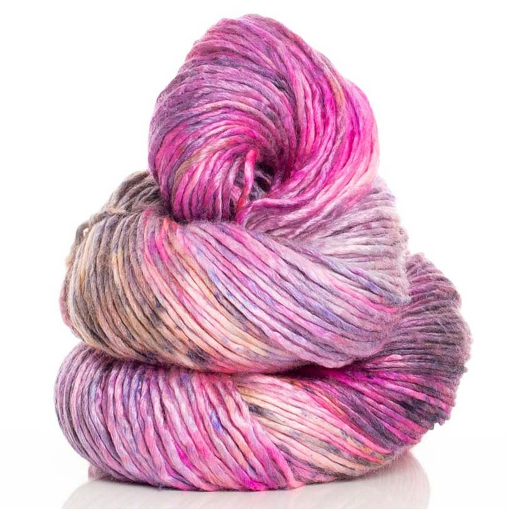 TEST BATCH 107 'PEARLESCENT' WORSTED