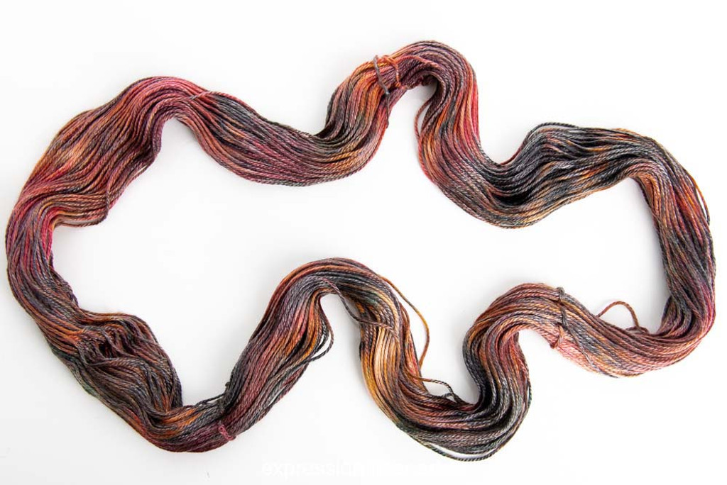 WHISPERS OF FALL 'LUSTER'  WORSTED
