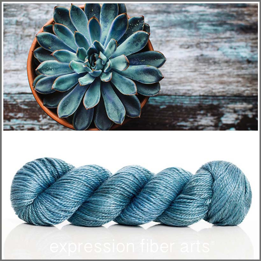 HAPPY SUCCULENT 'LUSTER'  WORSTED