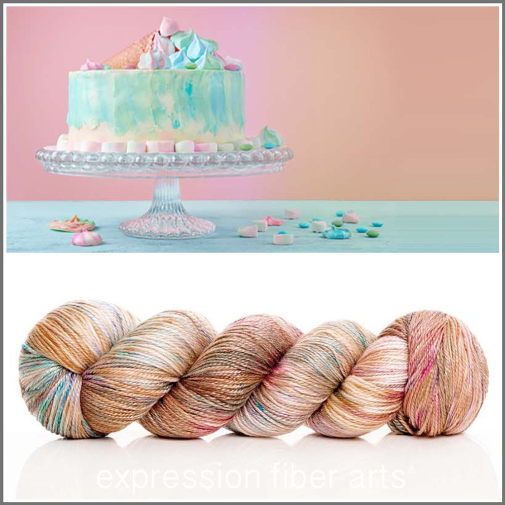 BIRTHDAY CAKE 'LUSTER' SPORT